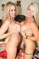 BUSTY LESBIAN JULIA ANN LOVES PLEASING VICKY VETTE from JuliaAnnLive.com